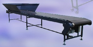 waste product conveyor